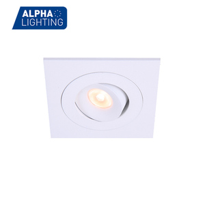 alpha aluminum frame led gypsum led ceiling light