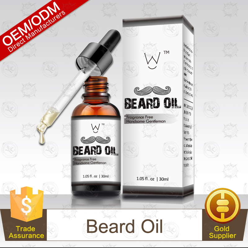 Be Your Handsome Gentleman 100% Natural Ingredients Beard Oil and Conditioner 30ml for Men Mustache and Beard Care
