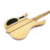 Custom logo 4/5/6 strings 24 frets high grade conjoined neck active electric bass guitar