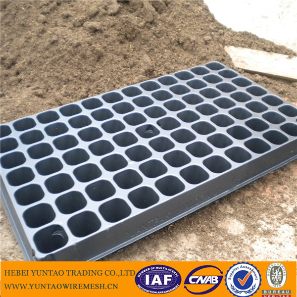 105 cell polystyrene rice plastic seeding tray