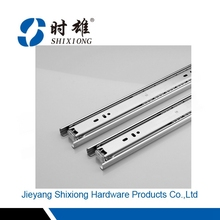 hydraulic soft close ball bearing glides drawer slide