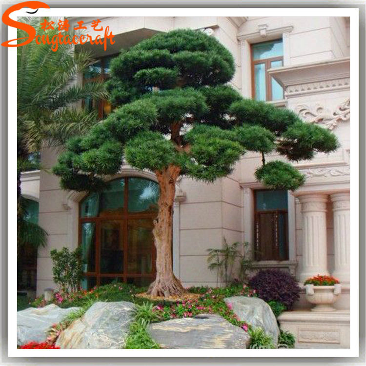 New Style Of Artificial Pine Trees Decorative Pine Trees For Home Decor View Artificial Pine Trees St Product Details From Guangzhou Songtao Artificial Tree Co Ltd On Alibaba Com