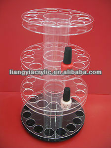 OPI Nail polish/varnish rotating display stand