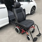 Xinder handicapped car Seat Swivel Seats with Wheelchairs