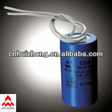 250V AC Motor Run Capacitors