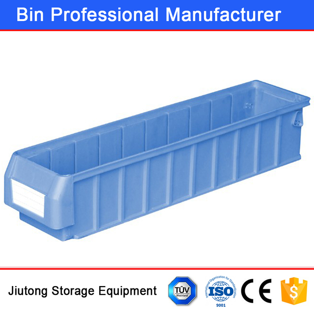 Multifunctional Industrial Parts Storage PP Plastic Bins With Dividers