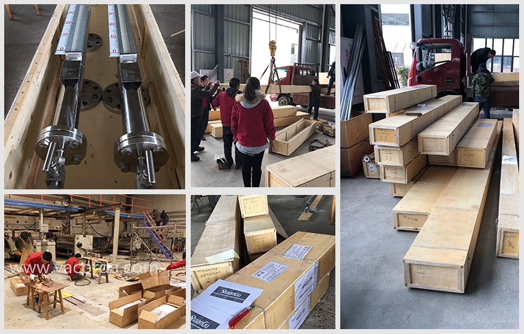 Explosion-proof Factory Direct Sell Metal Tube Float Flowmeter for Various Gas/Liquid