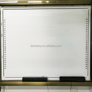 86 Inch Portable Smart board Interactive Whiteboard With Fingers/Pen Touch For Education Conference Room