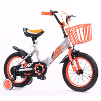 with basket Popular design beautiful Good quality children bicycle fashionable classic outdoor toy kids bicycle