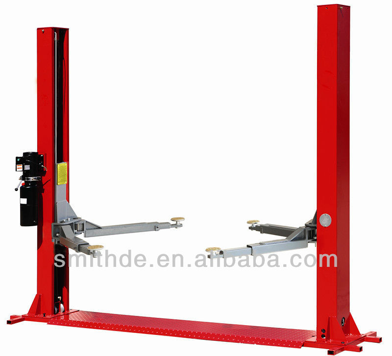 Smithde QJ-Y-2-35 Double Cylinder Hydraulic Car Lift with CE
