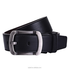 wholesale men's black dress leather belts