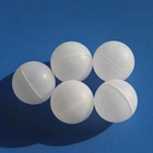 New style hard hollow 10mm 16.8mm 25.4mm 35.2mm plastic sphere balls