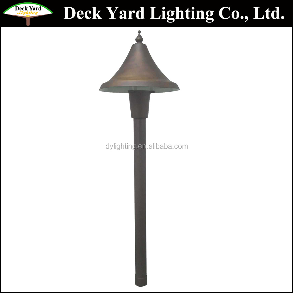 Cheap 12v Low Voltage Outdoor Landscape Path Light Lamp Led Bollard on