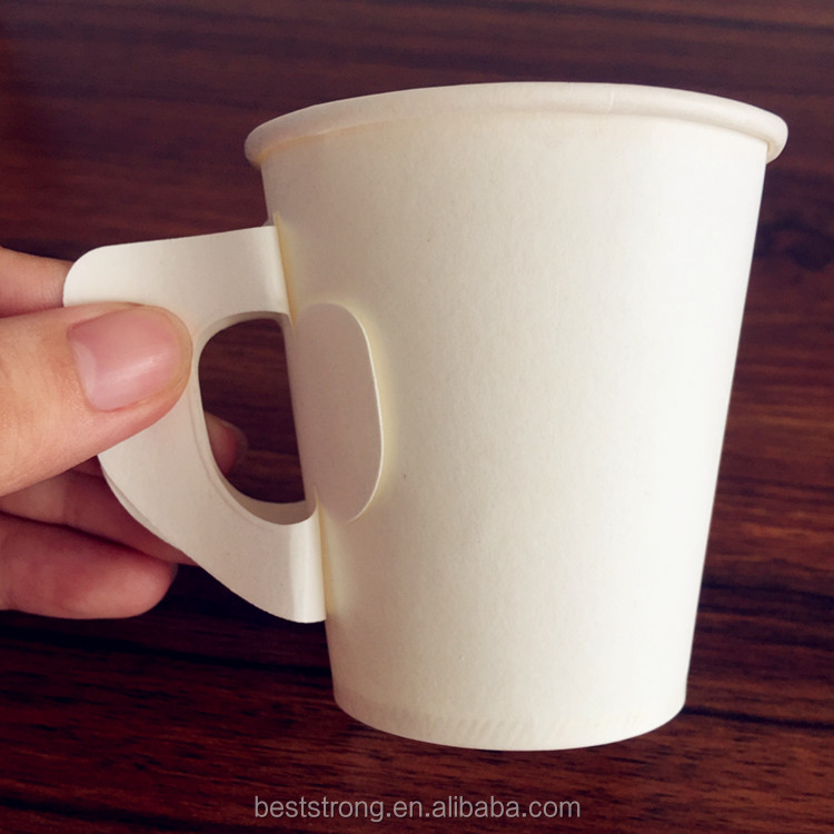 Single Wall White Coffee Paper Cup Supplieranufacturers At Alibaba
