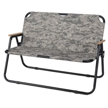 Outdoor Picnic Portable Folding Relax Double Seat 2 Seater Camping Chair