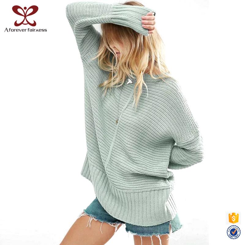 Venta Al Por Mayor Sweater De Lana Para Mujer-Compre