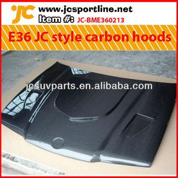 For Bmw E36 4d Carbon Fiber Engine Hoods Jc Design Buy For Bmw E36 4d Carbon Fiber Engine Cover For Bmw E36 4d Carbon Fiber Bonnet Car Carbon
