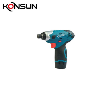 "12V/1.5Ah 1/4""mm Power Hand Tools Cordless Impact Screwdriver (KX71018)"
