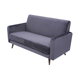 ODM&OEM Furniture velvet 3 seat reclining sofa home use/living room sofas