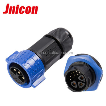 Plug socket IP67 self-lock embly type M25 speaker wire connectors on square speaker plugs, banana plugs, hardware plugs, samsung surround speaker plugs, audio plugs, speaker wires from wall, speaker pin plugs,