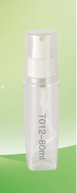 Shampoo bottle Show gel bottle Skin bottle T012