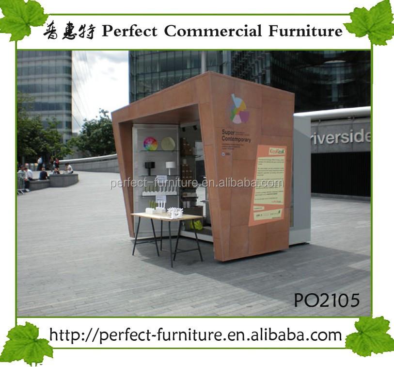 Street Food Stall Design