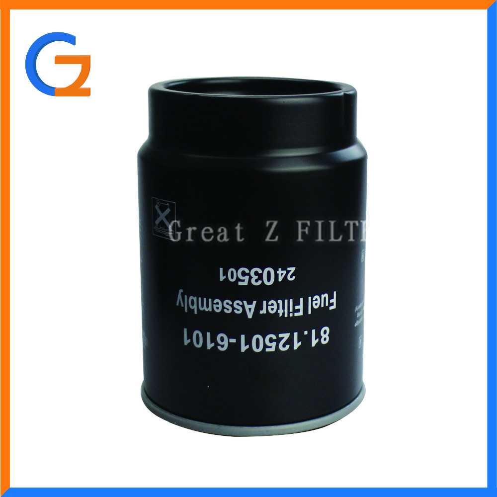High Quality 2403501 8112501 6101 Fuel Filter Assembly With Cheap Isuzu Diesel Filters Product Description