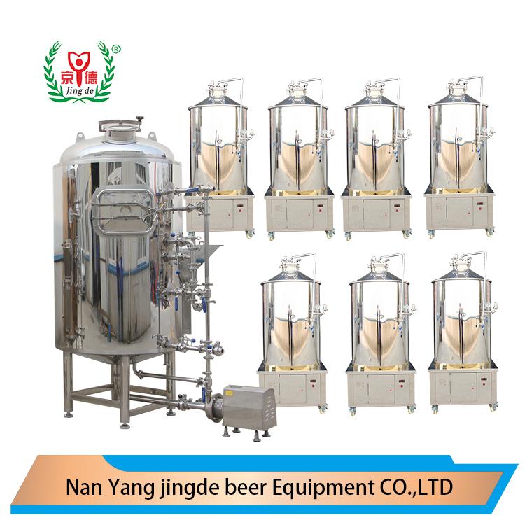 Мини пивоварня оборудование для пивоварни под частные пивоварни лучший покупной самогонный аппарат