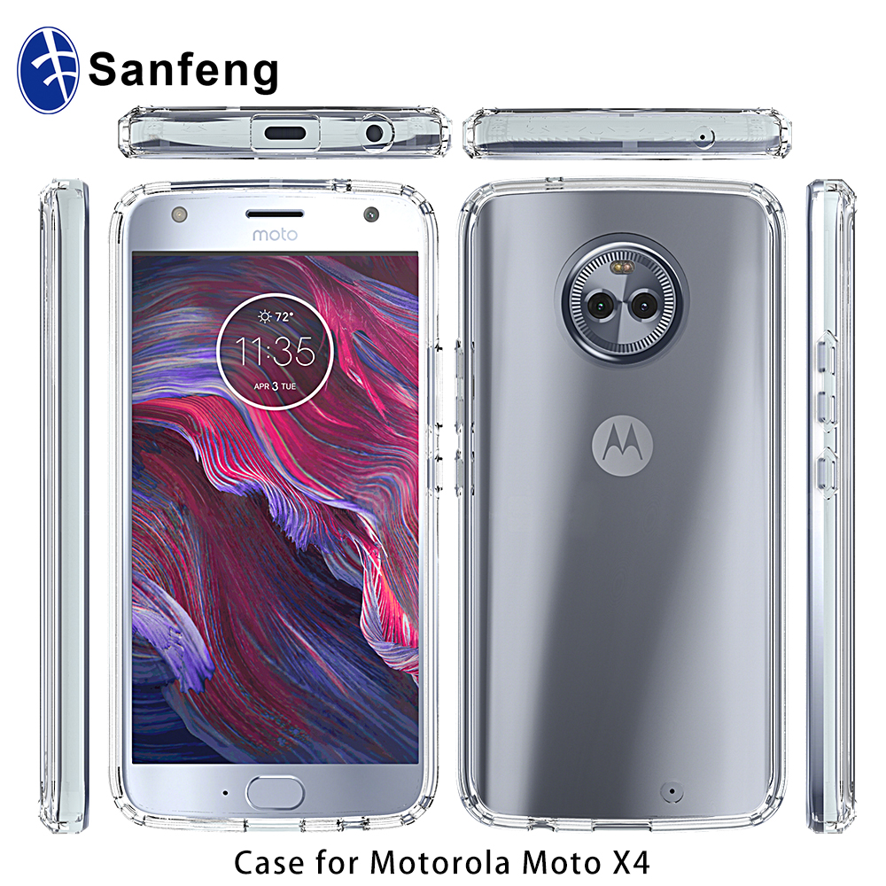 hot sales b3704 e1b94 Oem Or Odm Transparent Full Protective Wholesale Clear Phone Case For  Motorola Moto X4 - Buy Phone Case For Motorola Moto X4,Wholesale Clear  Phone ...