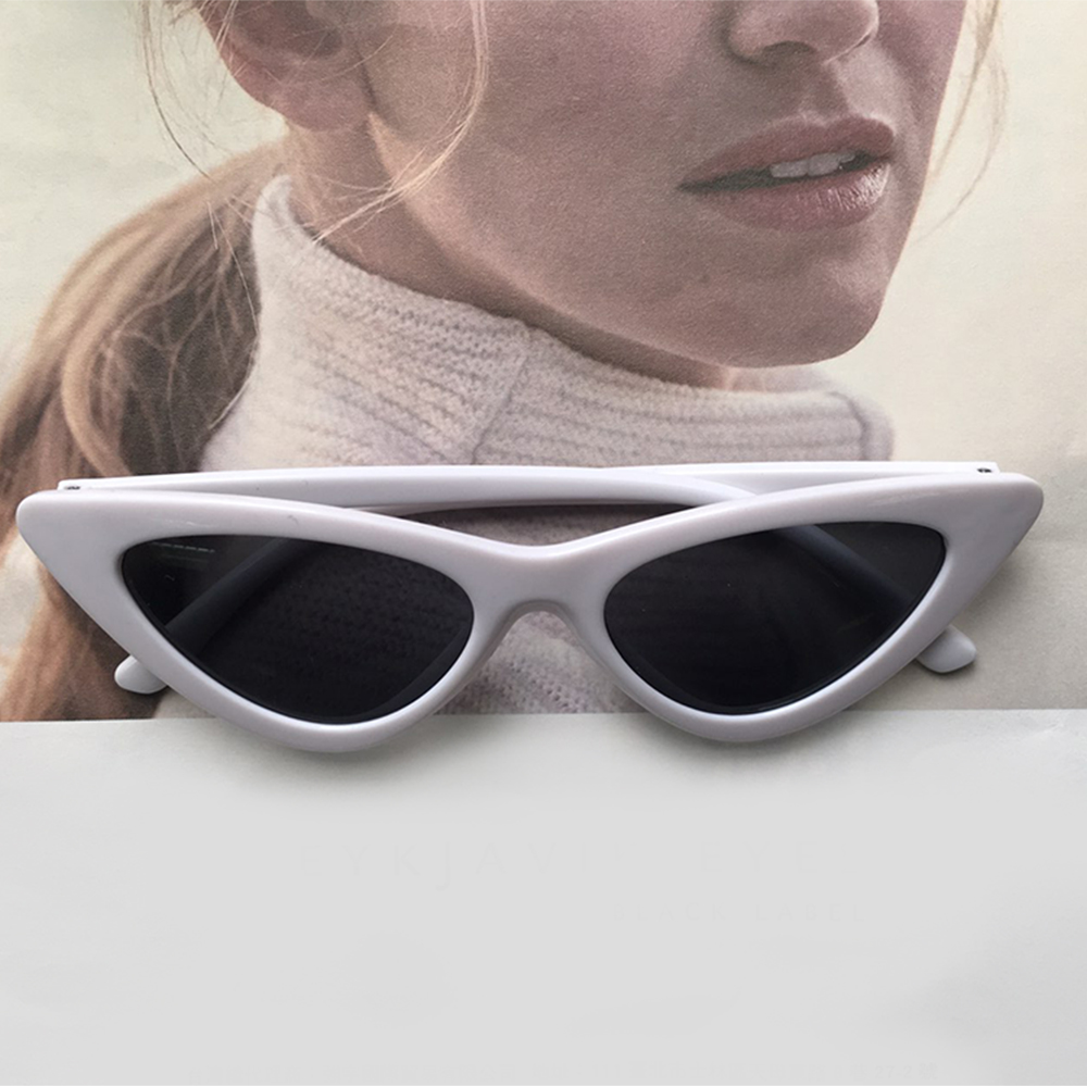 ca001dcbb34 2018 Cat3 UV400 Protection Retro Vintage Style Plastic Frame  strong Cat   strong