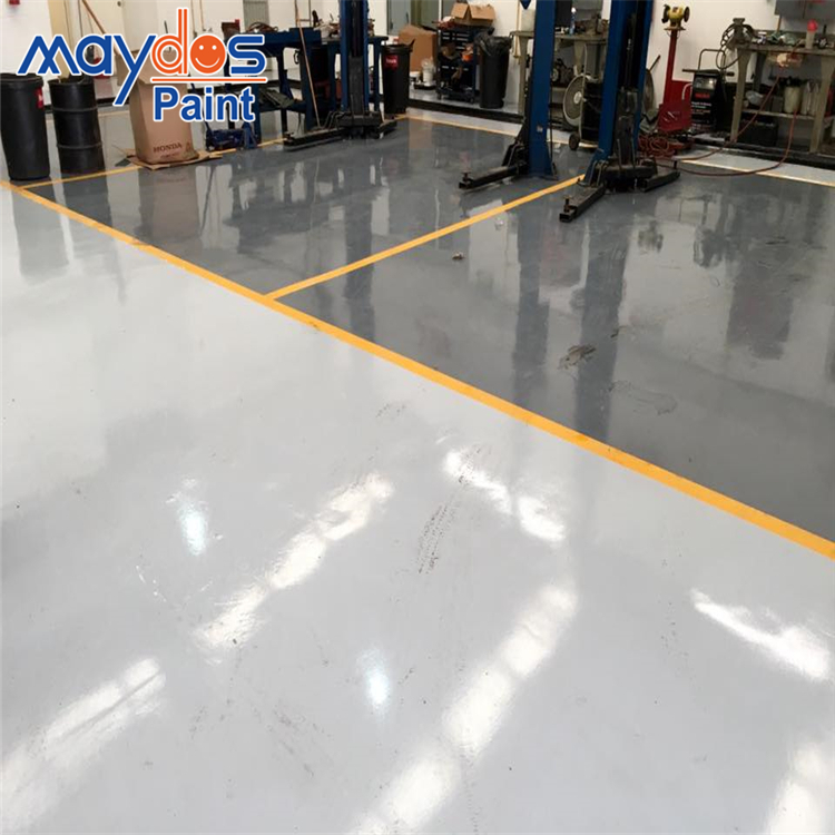 Maydos Scratch Resistant Garage Floor Epoxy Paint Garage Floor