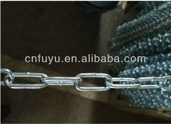 galvanized link chain01