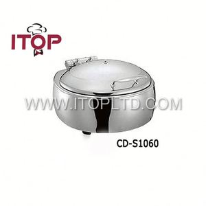 all types chafing dishes