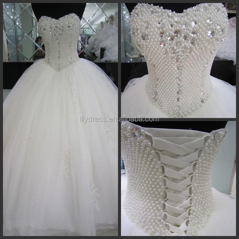 Venta al por mayor vestido de novia para boda civil-Compre online ...