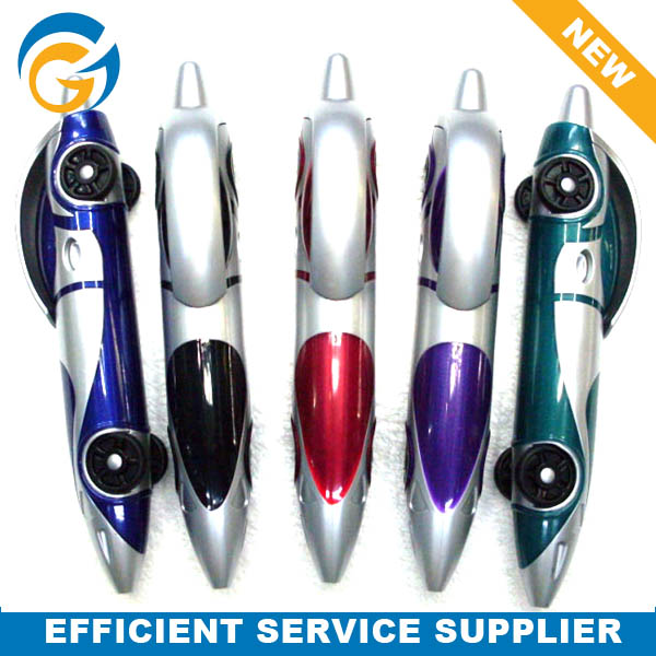 Easy to Sell Cute Things Race Cars Ball Pen