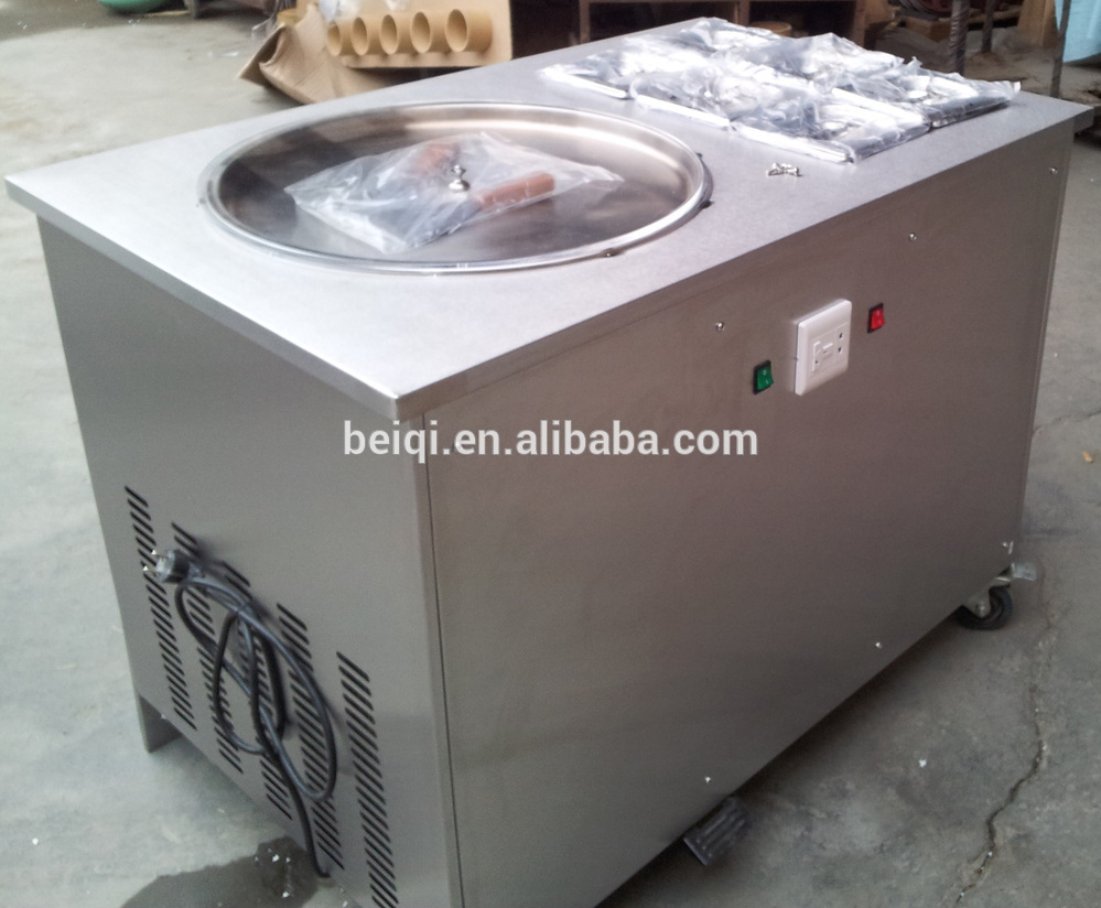 Tayland Dondurma Makinesi Mutfak Eşyaları