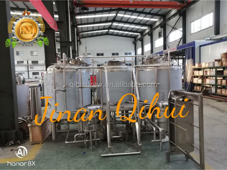 500L beer brewing machines systems for beer craft