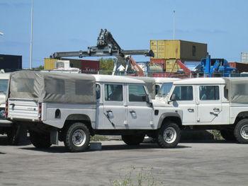 land rover defender confiscated buy land rover defender 110 product on. Black Bedroom Furniture Sets. Home Design Ideas