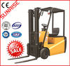 2016 China electric forklift manual reach truck 2 ton capacity 7.4m Full electric reach forklift