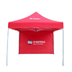3m x3m customized trade show small hexagon folding tents with walls