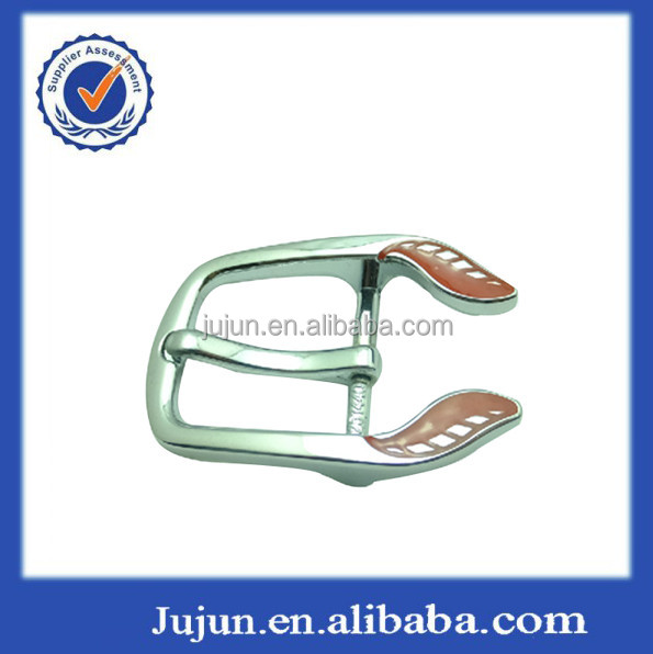 zinc alloy high quality custom pin belt buckle