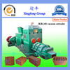 clay brick machine making machine! JKRL40 Brick making machinery