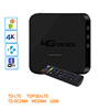 New Arrival Cloudnetgo 4G LET BOX RK3229 android TV BOX With SIM Card