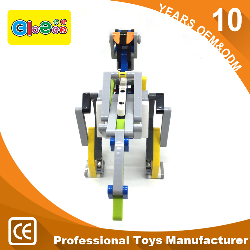 Health And Safety Diy ABS Plastic Building Bricks Toys