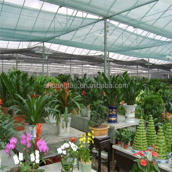 100 New Hdpe Green Sun Shade Cloth Waterproof Sunshade Net For