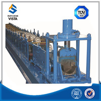 vista Company Downspout Forming Machine Roof Gutter Rolling Machine