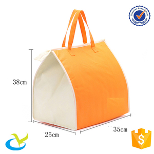 Keep temperature customized wine bottle neoprene insulated lunch cooler carrier food bag 6 can for office 6 can