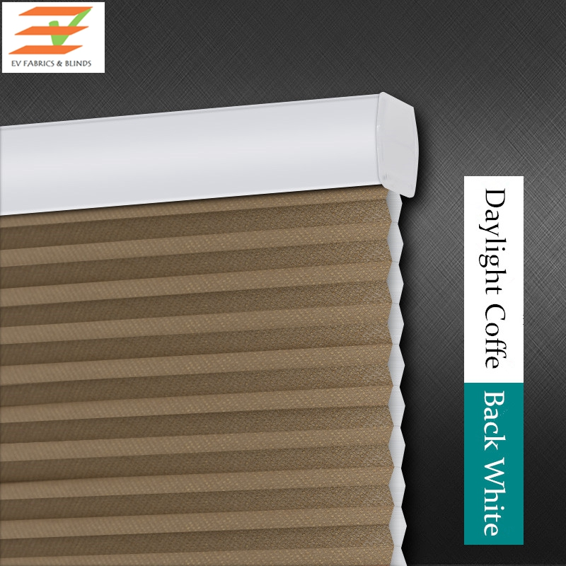 Hot Sale EV Cellular Shades Manual Motorized Honeycomb Blinds