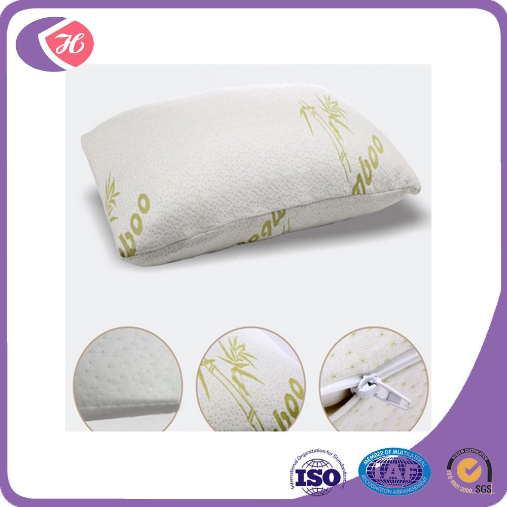 Sleeping Massage Shredded Bamboo Memory Foam Pillow Buy