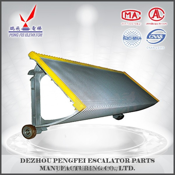 the high product escalator steps for LG escalator